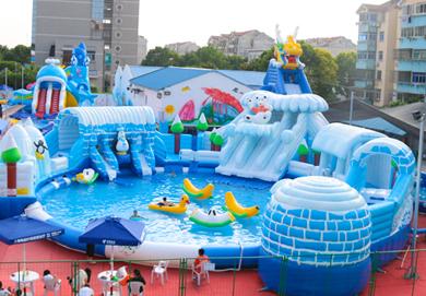 水上乐园厂家分析儿童水上乐园的前景