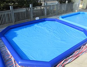 八角水池/沙池