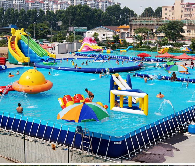 如何对移动水上乐园进行合理的规划设计?这样做更赚钱。